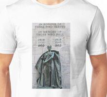 Grand Parade Cenotaph  Unisex T-Shirt