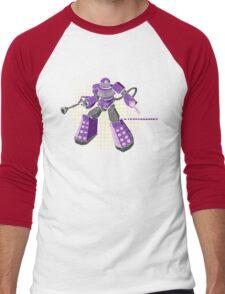 Extermawave Men's Baseball ¾ T-Shirt
