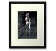 More Than Human 2 Framed Print