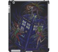 TARDIS 1 iPad Case/Skin