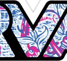 Lilly Richmond Virginia Sticker