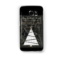 May the forces of evil become confused on the way to your house Samsung Galaxy Case/Skin