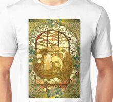 A Lady In the Glass Unisex T-Shirt