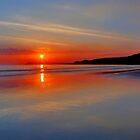Sunrise on the coast by peaky40