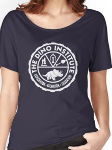 The Dino Institute Women's Relaxed Fit T-Shirt