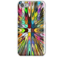 Abstract colour iPhone Case/Skin