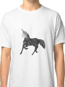 Smoke Unicorn Classic T-Shirt