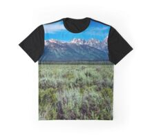 Grand Teton National Park Graphic T-Shirt