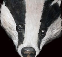 Badger , Hope by patricia shrigley