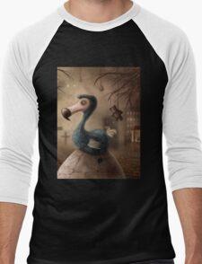 Jivka Men's Baseball ¾ T-Shirt
