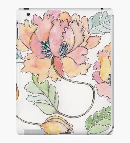 la fleur complex iPad Case/Skin