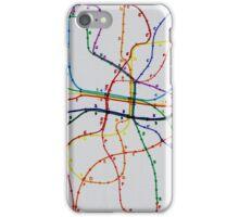Urban network iPhone Case/Skin