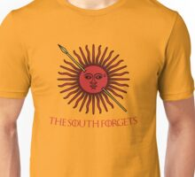 The South Forgets Martell Game of Thrones Unisex T-Shirt