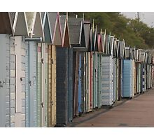 Lowestoft Stripes Photographic Print