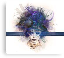 Blue dream Canvas Print