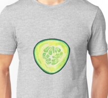 Cucumber Slice  Unisex T-Shirt