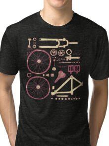 Bicycle Parts Tri-blend T-Shirt