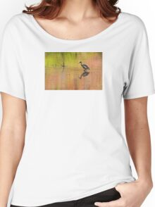 Glossy Ibis ~ Kimberley Colours #2  Women's Relaxed Fit T-Shirt
