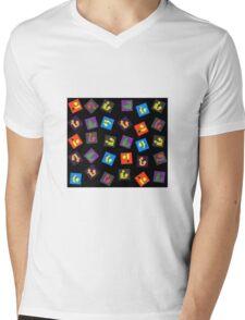 Readers Assemble vol. 4 Mens V-Neck T-Shirt