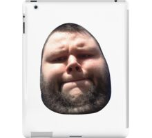 Hairy Egg of Doubt iPad Case/Skin
