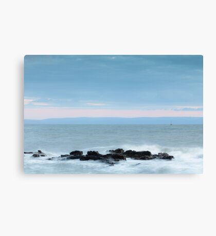 Tranquil Sunset Canvas Print