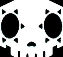 Hack The Planet ver.solidblue Sticker