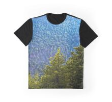 Wall of Trees Graphic T-Shirt