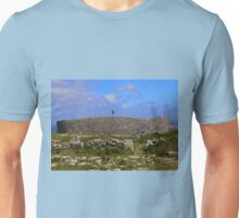 Dun Eochla Stone Fort - Inishmore Unisex T-Shirt