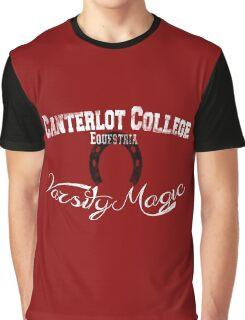 Canterlot College - Varsity Magic Graphic T-Shirt