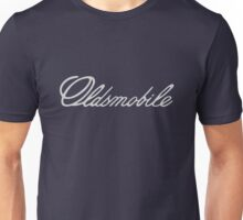 Oldsmobile Handwriting Unisex T-Shirt