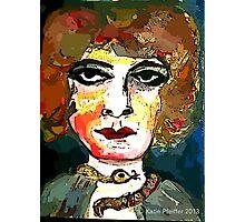 Marchesa Luisa Casati Portrait #1 Photographic Print