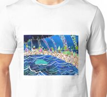 A Splendid Day in a Fishing Village Unisex T-Shirt