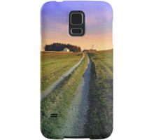 Picturesque indian summer scenery | landscape photography Samsung Galaxy Case/Skin