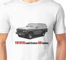 TOYOTA Land Cruiser 60 Series Unisex T-Shirt