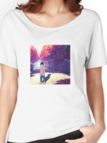 Vegeta West  Women's Relaxed Fit T-Shirt
