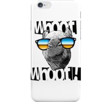 Who Needs to Know! Hipster Camel Hump Day iPhone Case/Skin