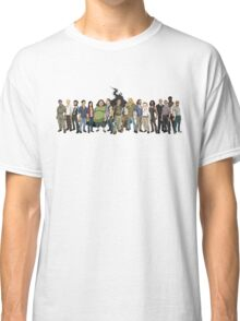 LOST: The Animated Series Classic T-Shirt