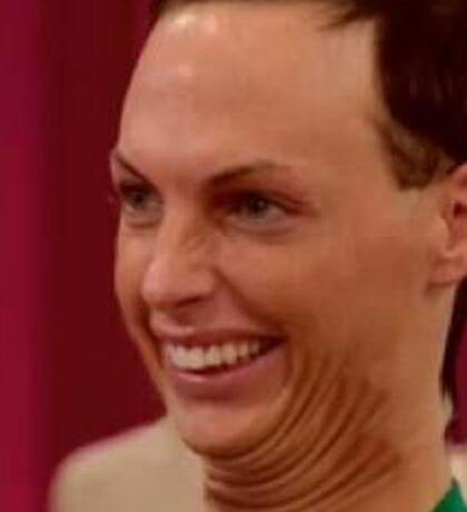 Alyssa Edwards Double Chin Sticker