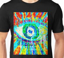 Rainbow Eye Unisex T-Shirt