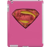superhéroe  iPad Case/Skin