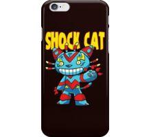 SHOCK CAT!! iPhone Case/Skin