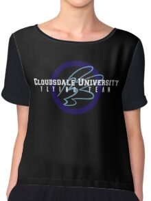 Cloudsdale University - Flying Team Chiffon Top