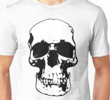 221b Skull Unisex T-Shirt