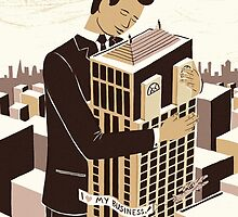 The love between a man and his building by Sam Brewster