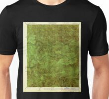 USGS TOPO Map California CA Waterman Mtn 301238 1941 24000 geo Unisex T-Shirt