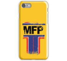 The Main Force Patrol iPhone Case/Skin