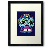 Mexican Skull Framed Print