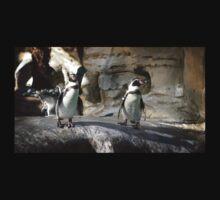 Humboldt Penguin Kids Tee