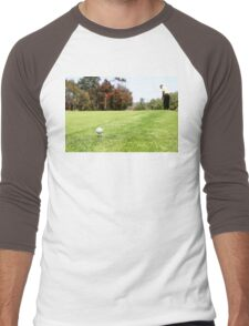 Golf Men's Baseball ¾ T-Shirt