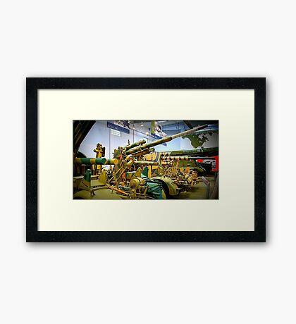 German 88 Framed Print